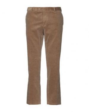 Повседневные брюки DIMENSIONE. Цвет: верблюжий