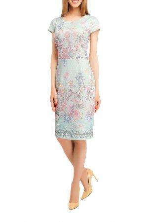 Платье Giulia Rossi. Цвет: салатный