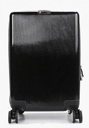 Чемодан Sunvoyage 42 л (S). Цвет: черный