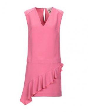 Короткое платье 8PM. Цвет: фуксия