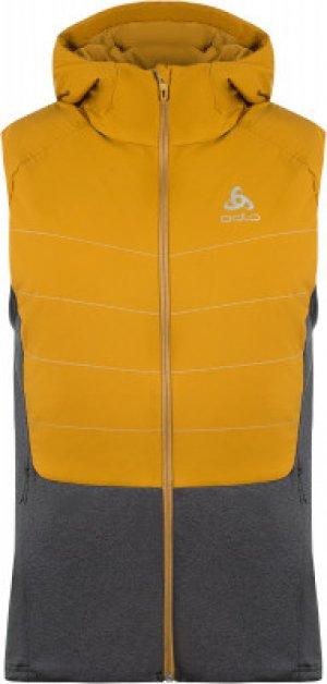 Жилет утепленный мужской Millenium, размер 52-54 Odlo. Цвет: желтый