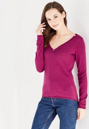 Пуловер Sacks Sack's. Цвет: фиолетовый
