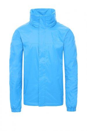 Куртка THE NORTH FACE. Цвет: голубой