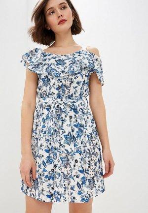 Платье Liu Jo. Цвет: белый