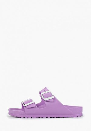 Сланцы Birkenstock Arizona EVA. Цвет: фиолетовый