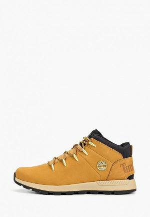 Ботинки трекинговые Timberland Euro Sprint Trekker WHEAT. Цвет: коричневый