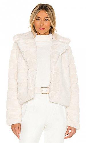 Пальто BLANKNYC. Цвет: белый
