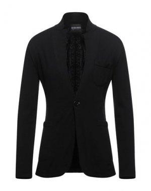 Пиджак DIRK BIKKEMBERGS. Цвет: черный