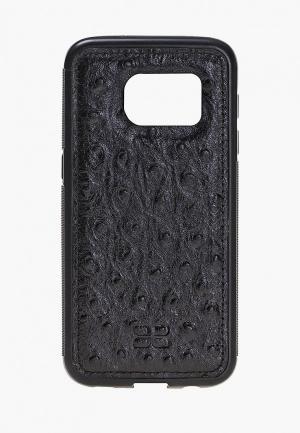 Чехол для телефона Bouletta Samsung Galaxy S7 Flex Cover. Цвет: черный