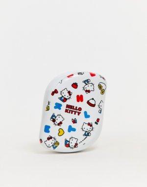 Компактная щетка для волос x Hello Kitty Tangle Teezer