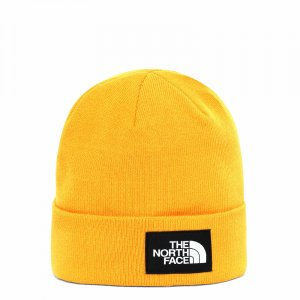 Dock Worker Recycled Beanie The North Face. Цвет: желтый