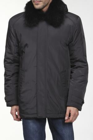 Куртка City Classic. Цвет: серый