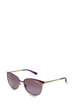 Очки солнцезащитные Vogue® Eyewear VO4002S 994S8H. Цвет: разноцветный