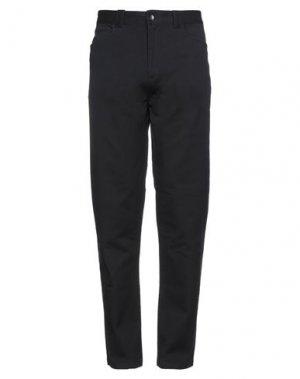 Повседневные брюки ELEMENT. Цвет: черный