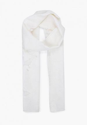 Палантин Venera. Цвет: белый