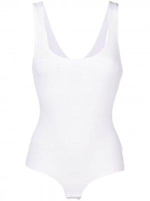 UFTK bodysuit Diesel. Цвет: белый