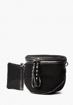 Комплект DDA. Цвет: черный