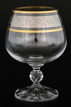 Набор бокалов для бренди 6 шт. Bohemia. Цвет: мультиколор