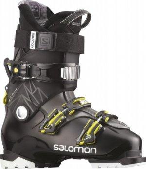 Ботинки горнолыжные QST Access 80, размер 27 см Salomon. Цвет: черный