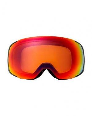 Солнечные очки ANON. Цвет: красный