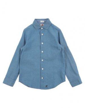 Pубашка AMERICAN OUTFITTERS. Цвет: грифельно-синий