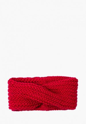 Повязка Fomas. Цвет: красный