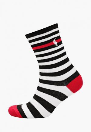 Носки Polo Ralph Lauren. Цвет: черный