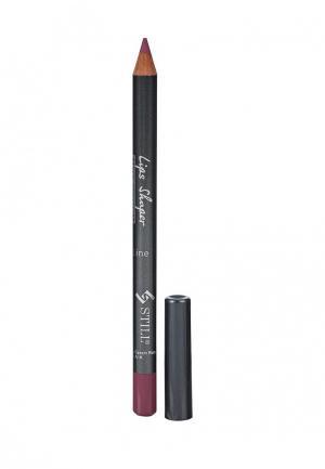 Карандаш для губ Still LIPS SHAPER, №326, Анютины глазки. Цвет: розовый