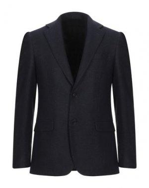 Пиджак BRERAS Milano. Цвет: темно-синий