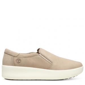 Обувь спортивная и для активного отдыха Berlin Park Slip On Timberland. Цвет: бежевый