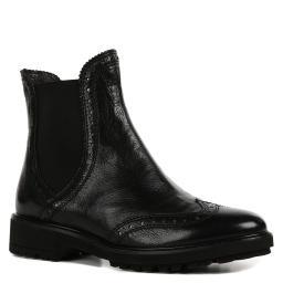 Ботинки H656 черный PAS DE ROUGE