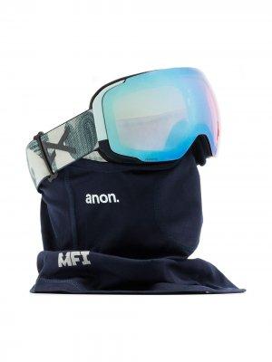 Горнолыжная маска Multicoloured Sync Anon. Цвет: синий