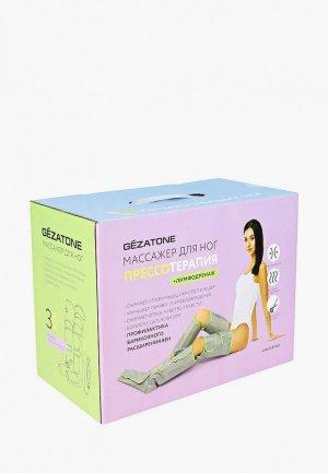 Массажер для ног Gezatone AMG709PRO. Цвет: серый