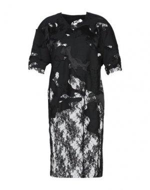 Короткое платье JNBY. Цвет: черный