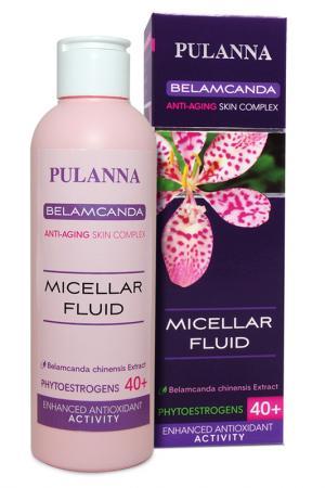 Мицеллярный флюид PULANNA. Цвет: бежевый