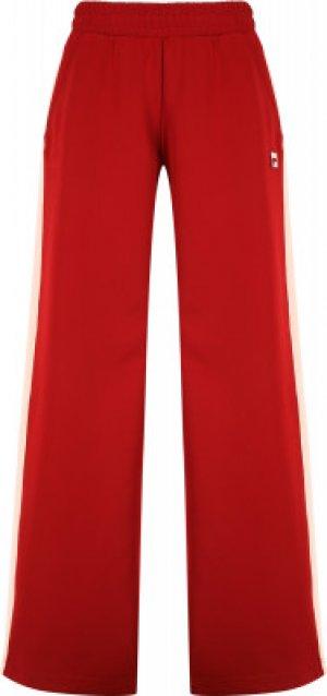 Брюки женские , размер 46-48 FILA. Цвет: красный