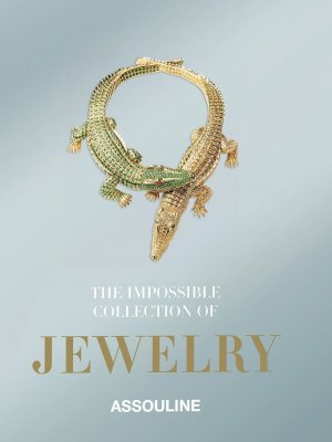 Книга Impossible Collection of: Jewelry Assouline. Цвет: разноцветный