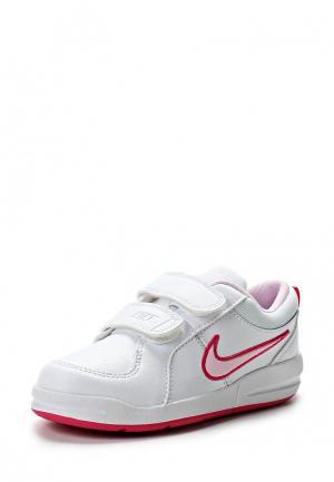 Кроссовки Nike Girls Pico 4 (PS) Pre-School Shoe. Цвет: белый