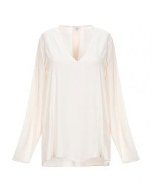 Блузка REBEL QUEEN by LIU •JO. Цвет: слоновая кость