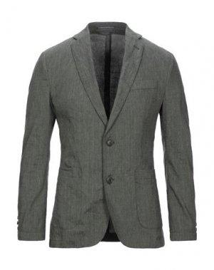 Пиджак DRYKORN. Цвет: темно-зеленый