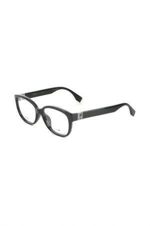 Очки Fendi. Цвет: черный