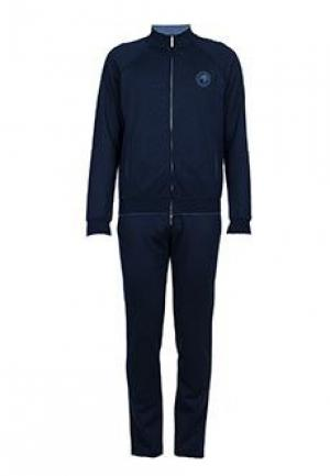 Спортивный костюм STEFANO RICCI. Цвет: синий