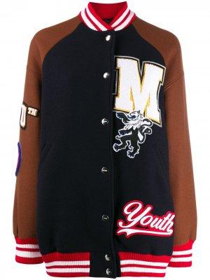 Куртка-бомбер College MSGM