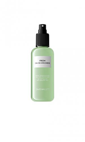 Спрей для волос и лица spray fresh David Mallett. Цвет: none