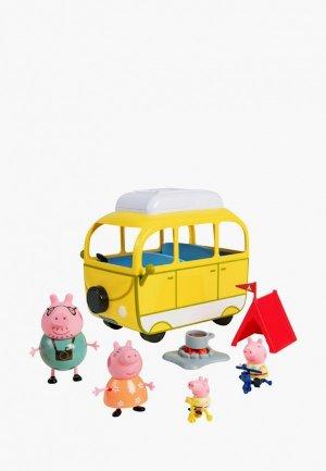 Набор игровой Росмэн Пеппа на пикнике. Цвет: разноцветный