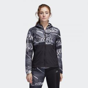 Ветровка для бега Own Run Performance adidas. Цвет: черный