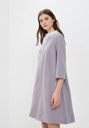 Платье AlexandraKazakova 1558С. Цвет: серый
