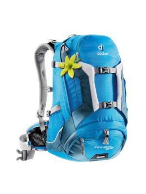 Рюкзак Deuter Trans Alpine 26 SL turquoise-arctic. Цвет: голубой, синий
