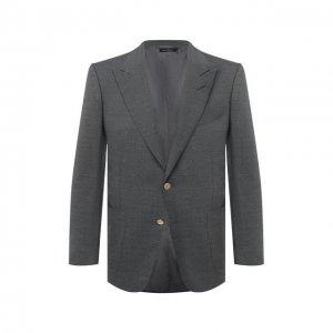 Пиджак Tom Ford. Цвет: серый