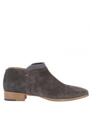 Ботинки ALBERTO FERMANI. Цвет: серый
